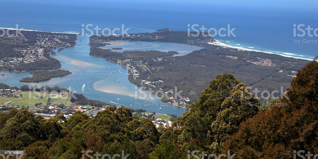 Laurieton - NSW Australia stock photo