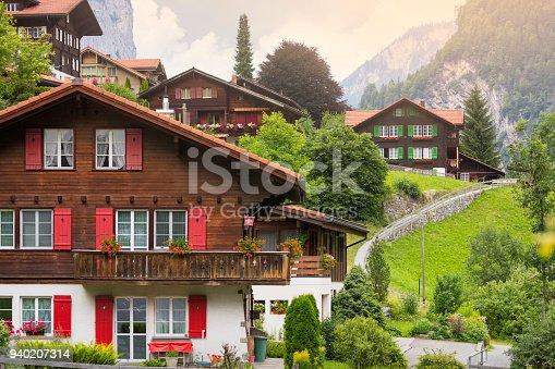 istock Lauterbrunnen, Switzerland 940207314