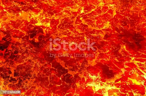 red hot lava background