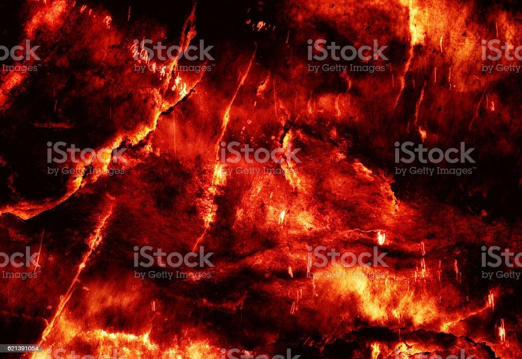 Lava Background stock photo