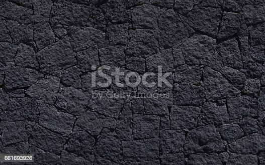 Black Gravel, Lava, Backgrounds, Barren, Desert