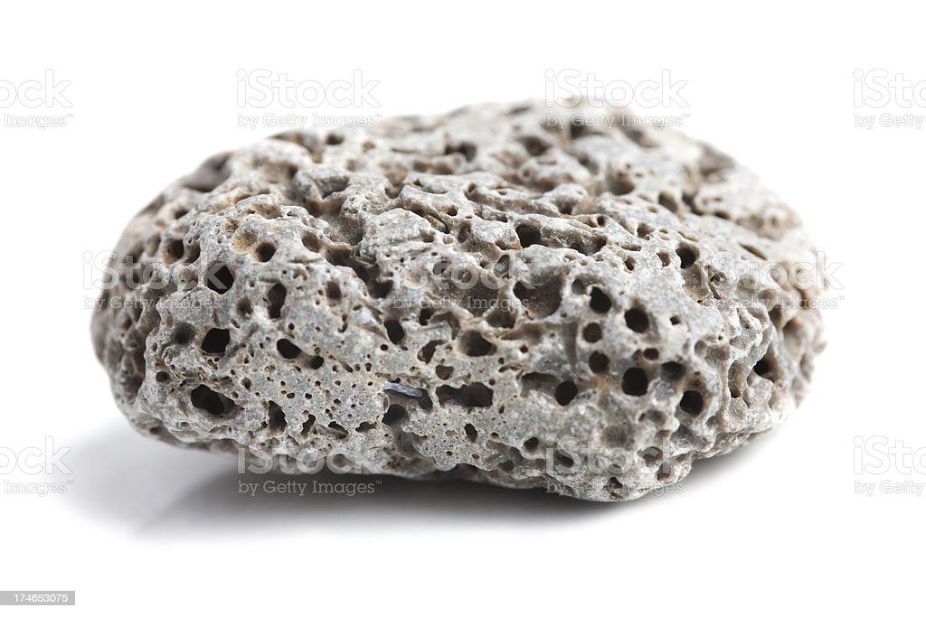 lava rock royalty-free stock photo