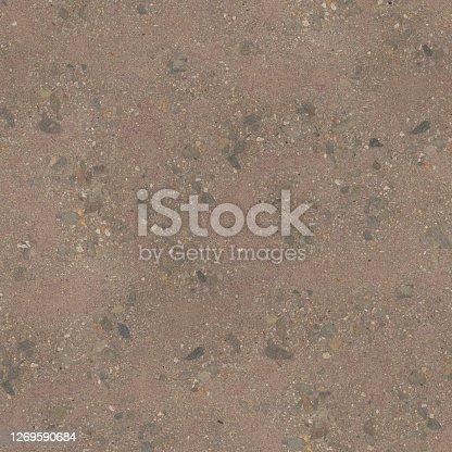 istock Lavafield Albedo map, diffuse map texture 1269590684