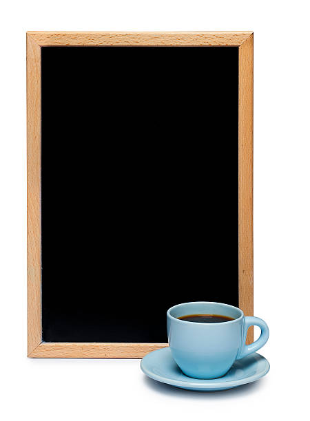 Lavagna e caffè – Foto
