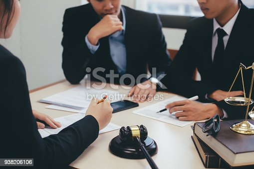 istock Law, advice and Legal services concept. 938206106