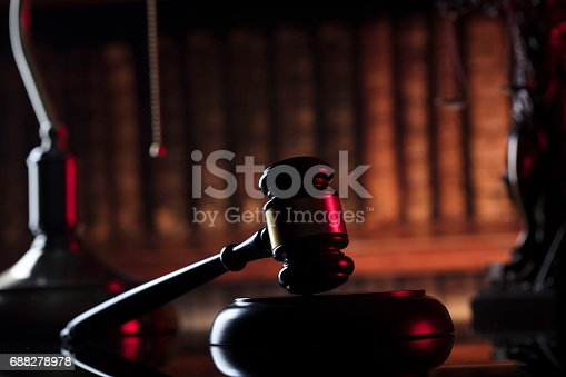 istock Law and justice 688278978