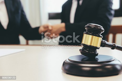 istock Law and Legal services concept. 938206120