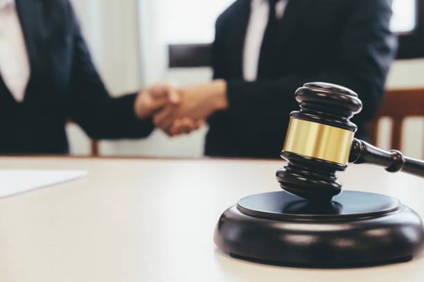 Recht -Services-Konzept. – Foto
