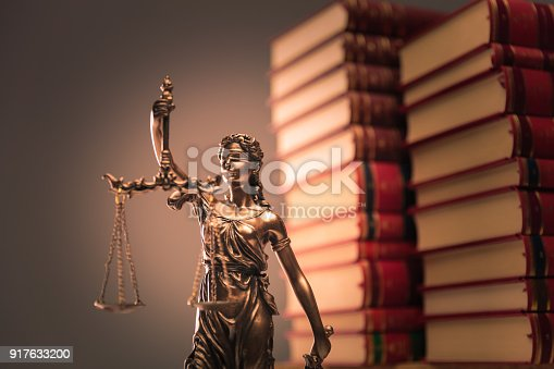 istock law books and justice statue 917633200