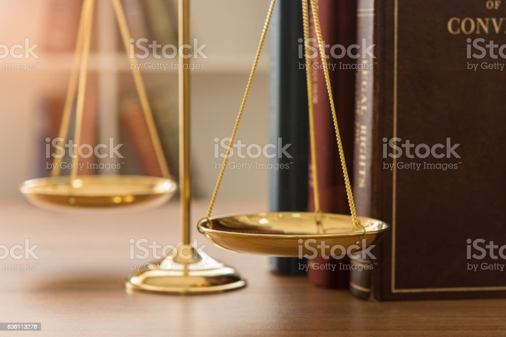 derecho legal - foto de stock