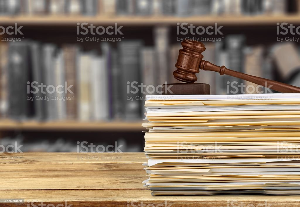 Law, Legislation, Document stock photo