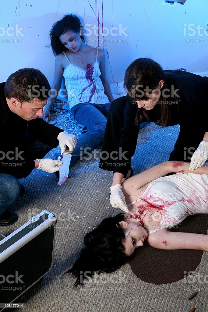 Law & Order Series royalty-free stock photo