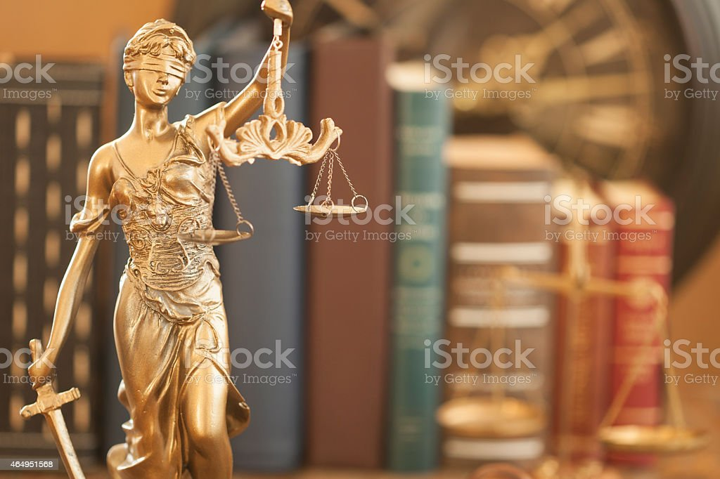 law law 2015 Stock Photo