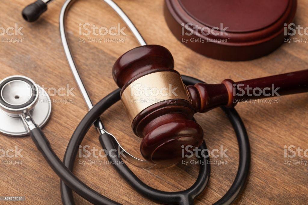 Law. stock photo