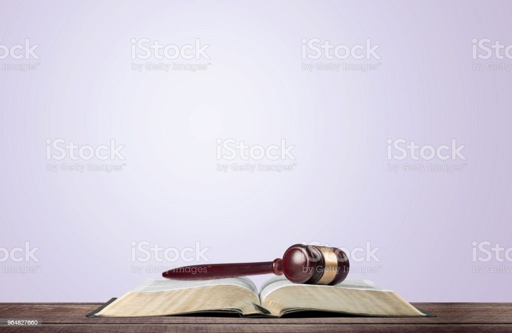 Law. royalty-free stock photo