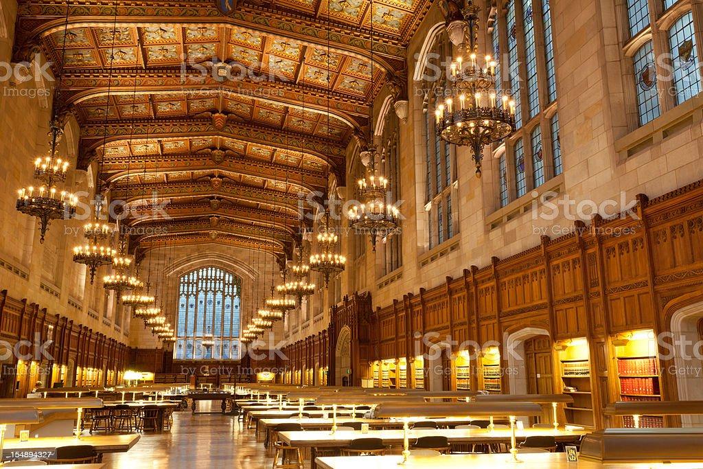 Fotografía de La Facultad De Derecho De La Biblioteca University Of ...