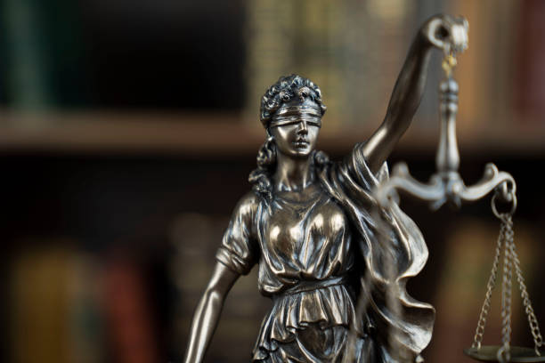 Law theme. Judge chamber. stock photo