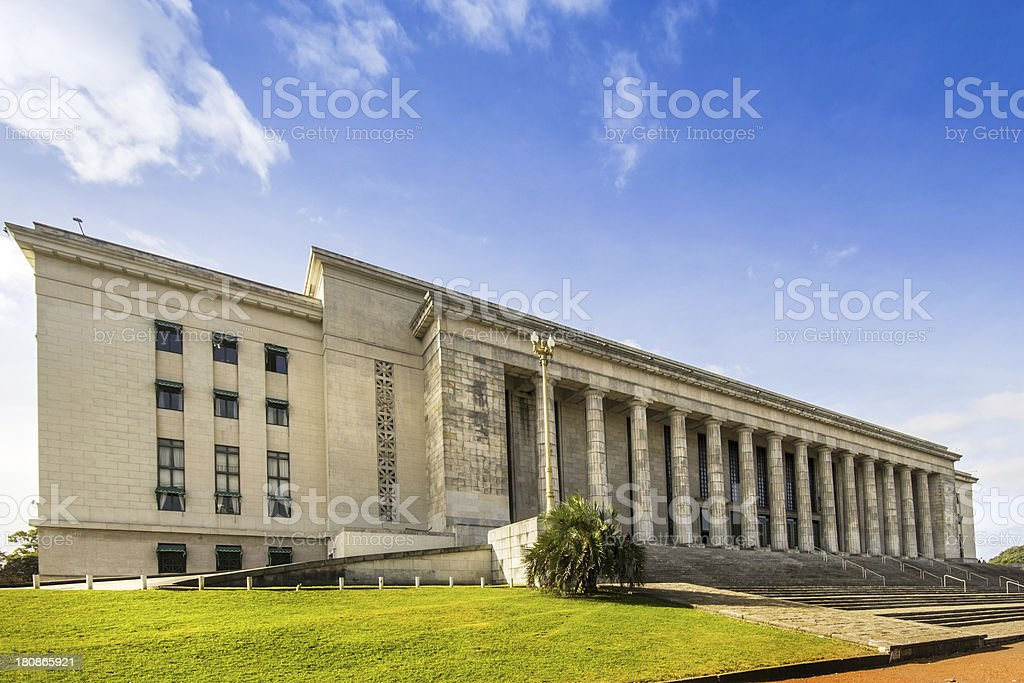 Law University royalty-free stock photo