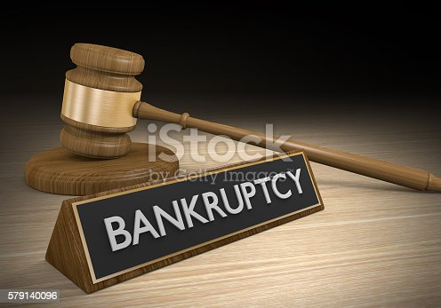 182148217istockphoto Laws dealing with bankruptcy and failure of financial institutions 579140096