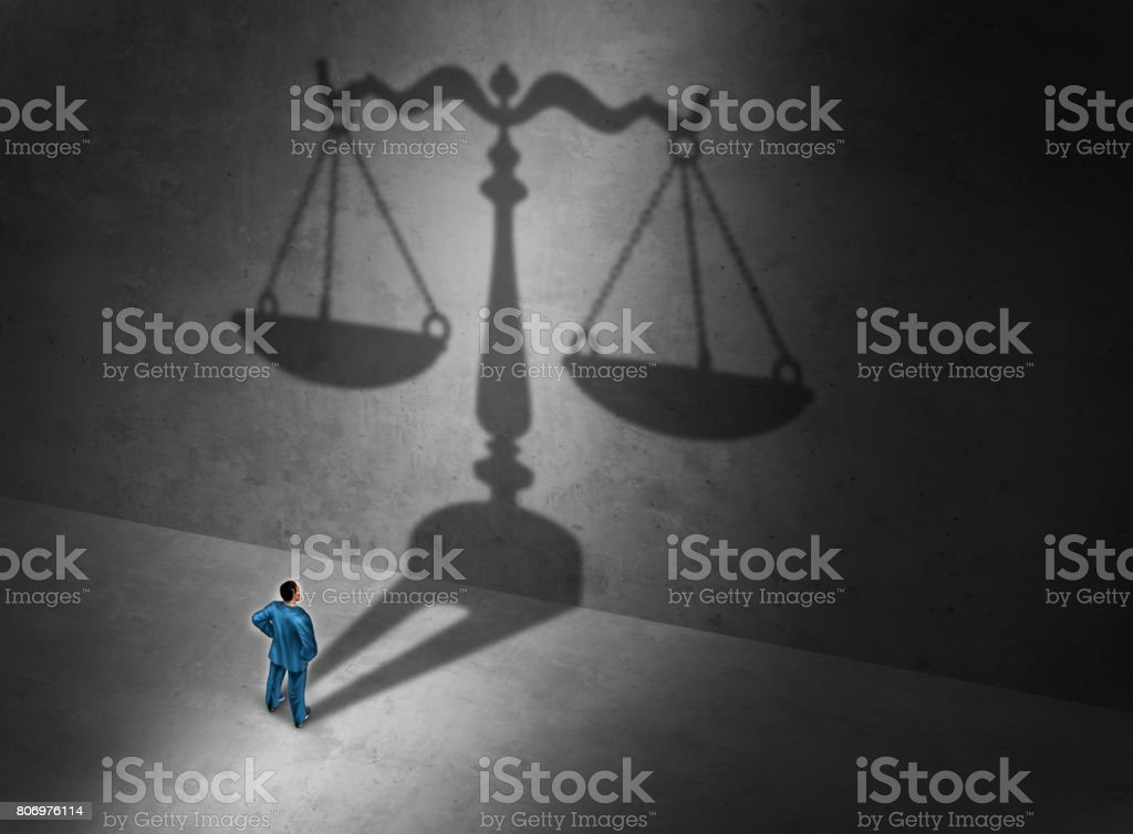 Lawyer Concept stock photo
