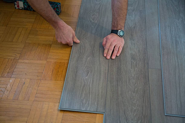 Parkett Vs Laminat : best vinyl flooring stock photos pictures royalty free ~ Watch28wear.com Haus und Dekorationen