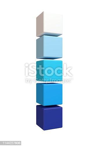 istock Layered Blocks 1144227606