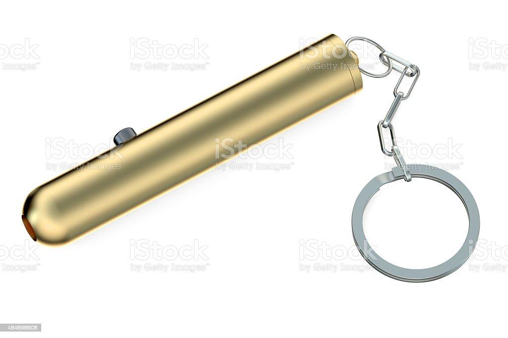 lazer pointer closeup stock photo