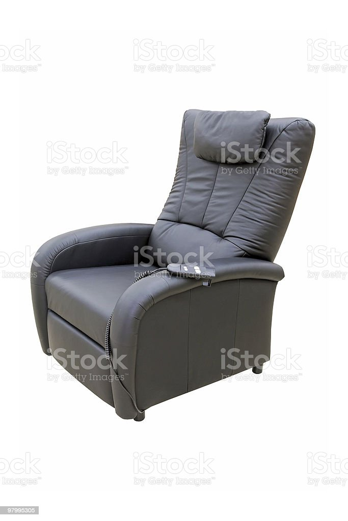 Lazy armchair royalty free stockfoto