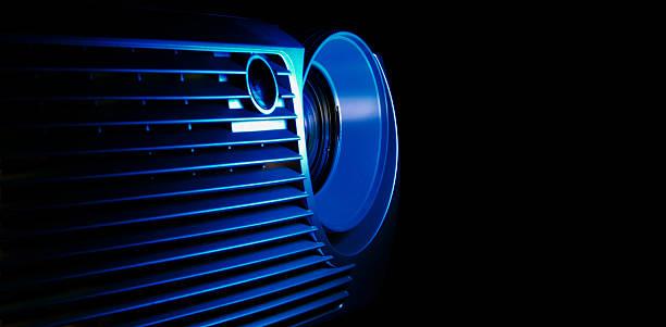 Un projecteur lcd - Photo