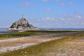 istock Le Mont Saint-Michel tidal island Normandy northern France 1286011841