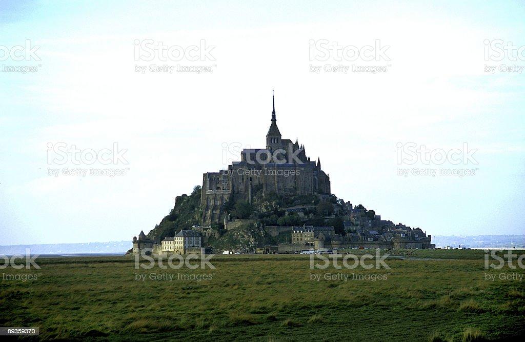 Le Méridien Monte Saint-Michel-Digione foto stock royalty-free