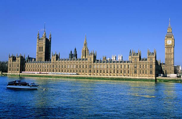 le parlement et Big Ben stock photo