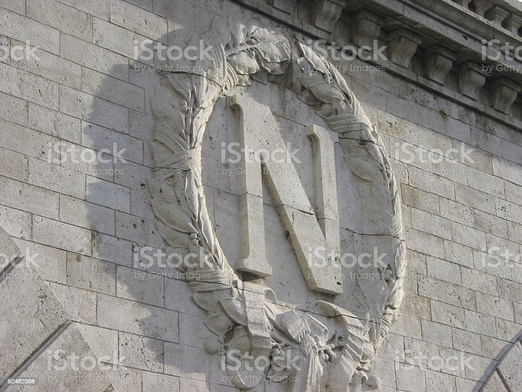 Le Pont Saint-Michel royalty-free stock photo