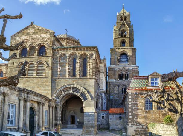 Kathedrale von Le Puy, Frankreich – Foto