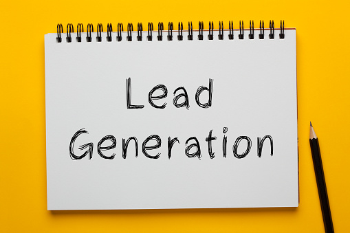 Lead Generation Concept Stock Photo - Download Image Now