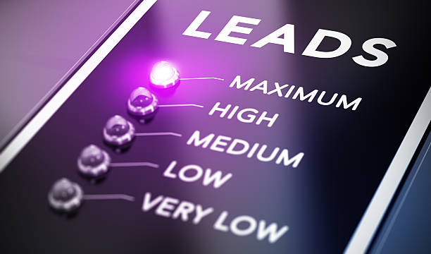 lead generation - deaden stock pictures, royalty-free photos & images