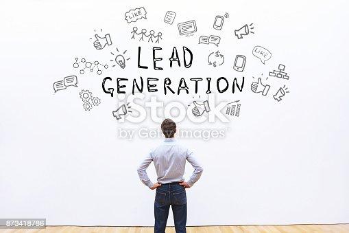 istock lead generation 873418786