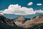 Lead Mountain - Rocky Mountain National Park - Colorado - USA