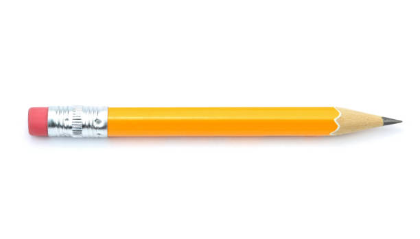 lead pencil - pencil stock photos and pictures