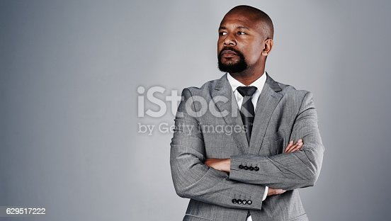 istock Lead with confidence and integrity 629517222