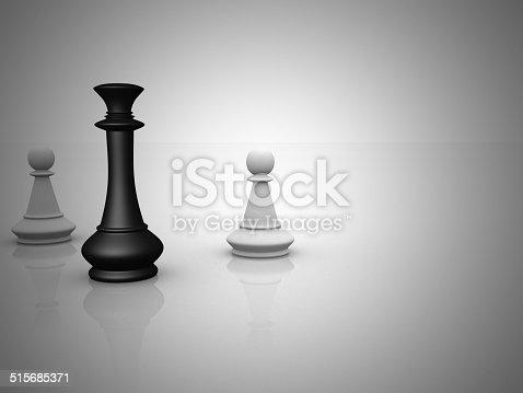 istock Leader - leadership illustration 515685371