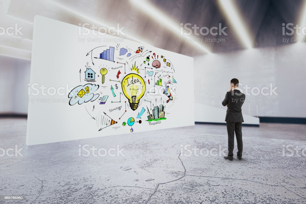 Leadership and research concept - Royalty-free Adult Stock Photo