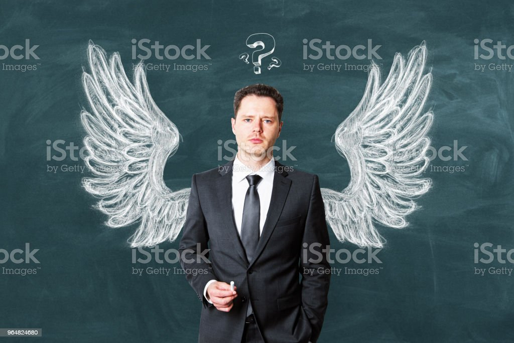 Leadership and support concept royalty-free stock photo