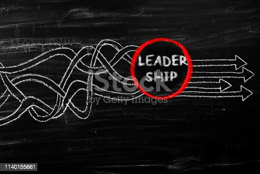 istock Leadership concept 1140155661