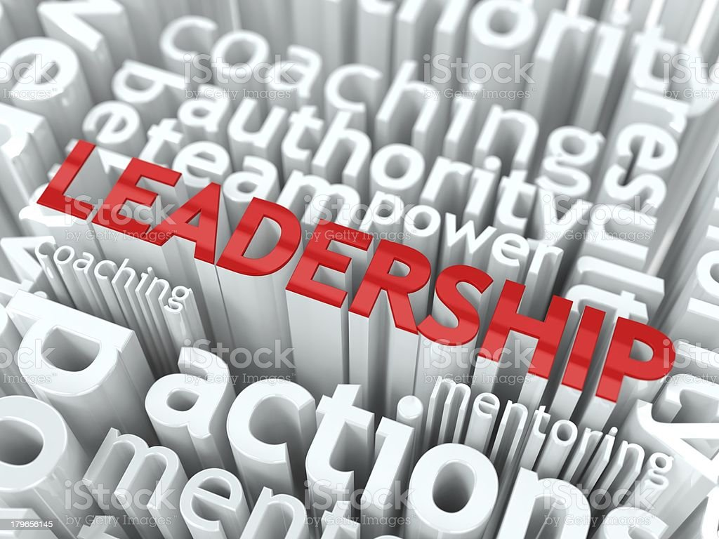 Leadership Concept. stock photo
