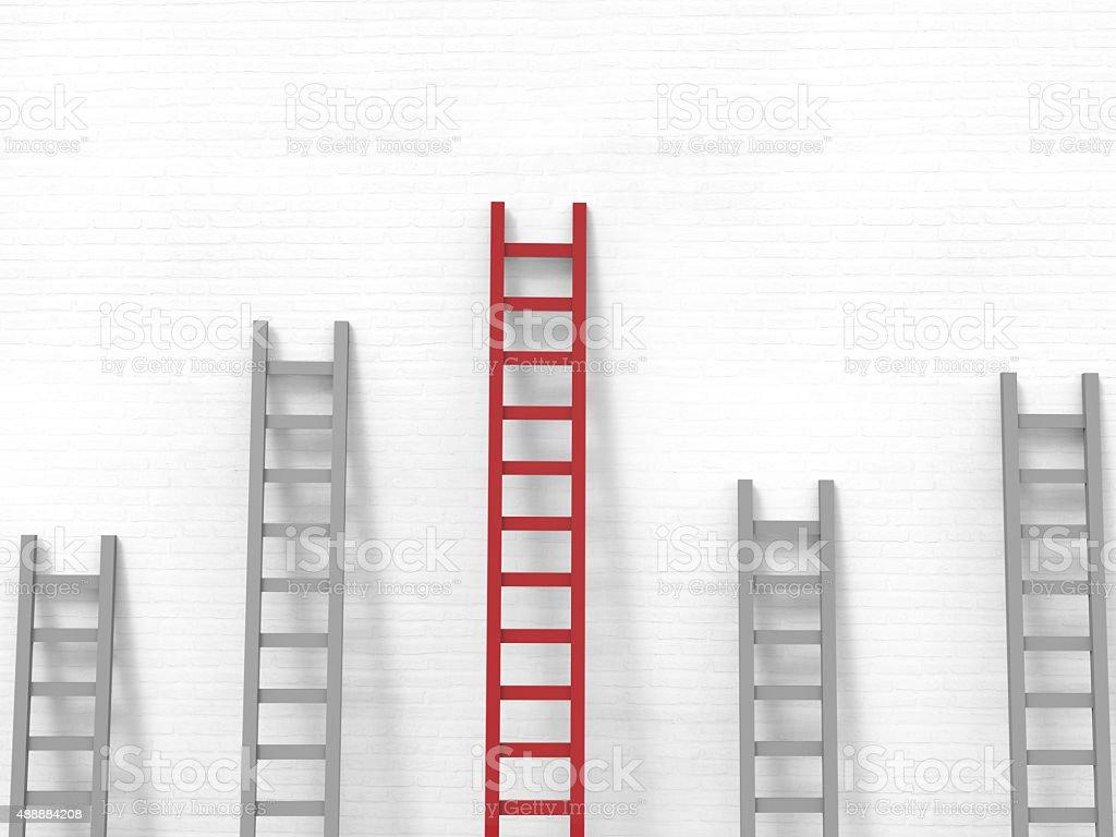 Conceito de liderança - foto de acervo