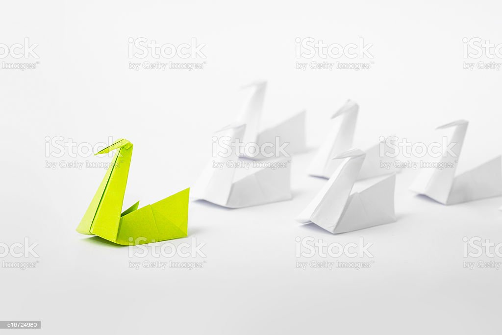 Leadership concept. stock photo