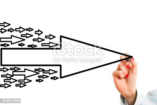 istock Leadership Concept 619674046
