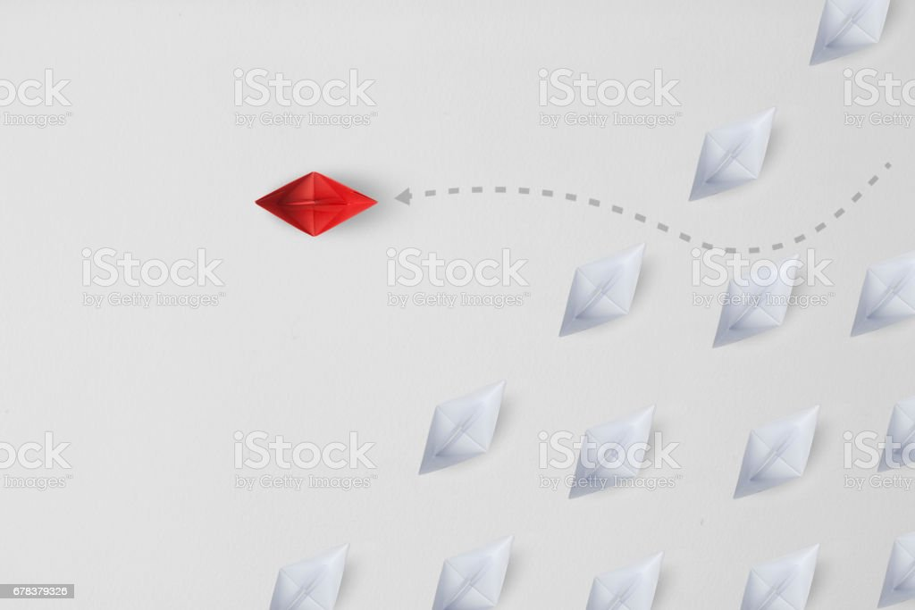 leadership concept - foto stock
