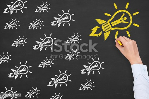 istock Leadership Concepts and Human Resources 1125482529